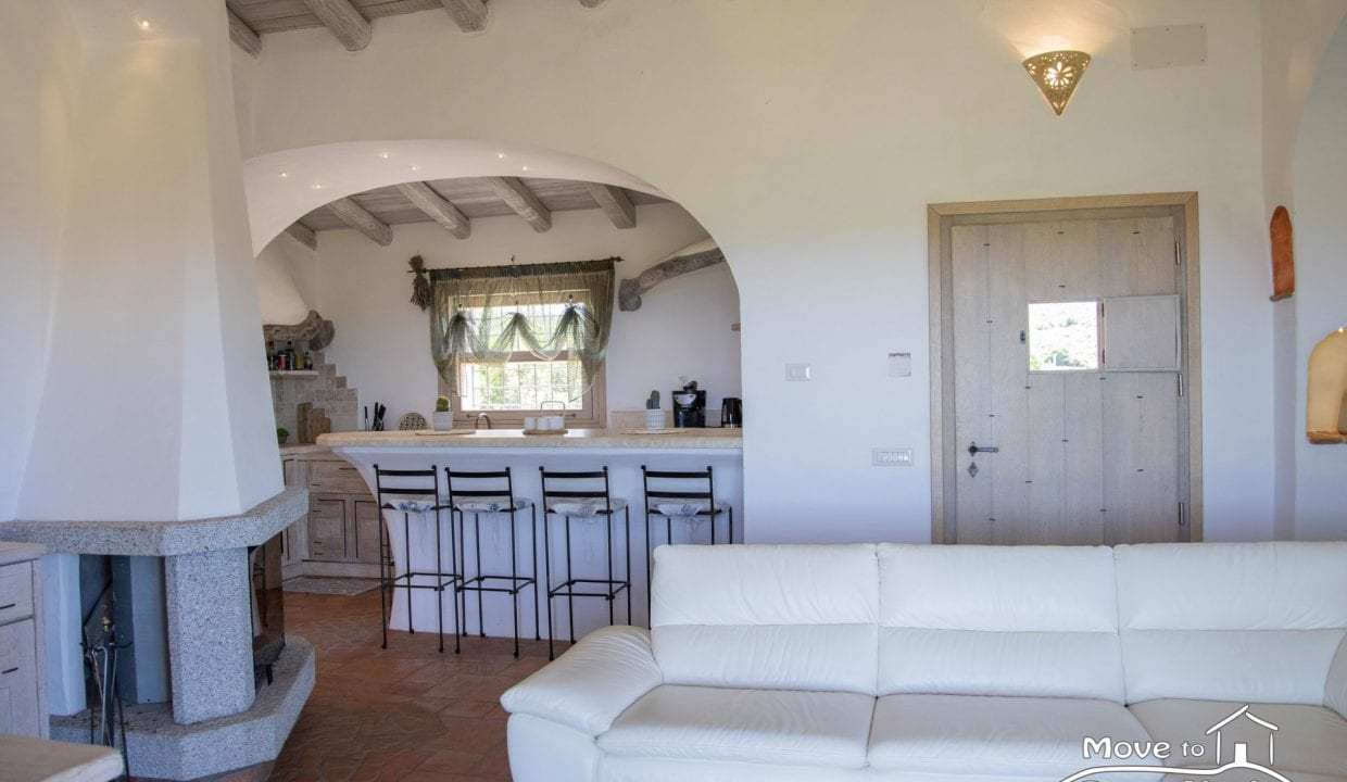 contry house for sale in Sardinia AGL-PI-64