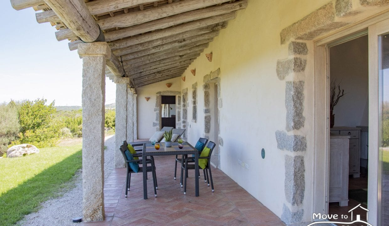 contry house for sale in Sardinia AGL-PI-66